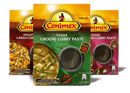Conimex Curry